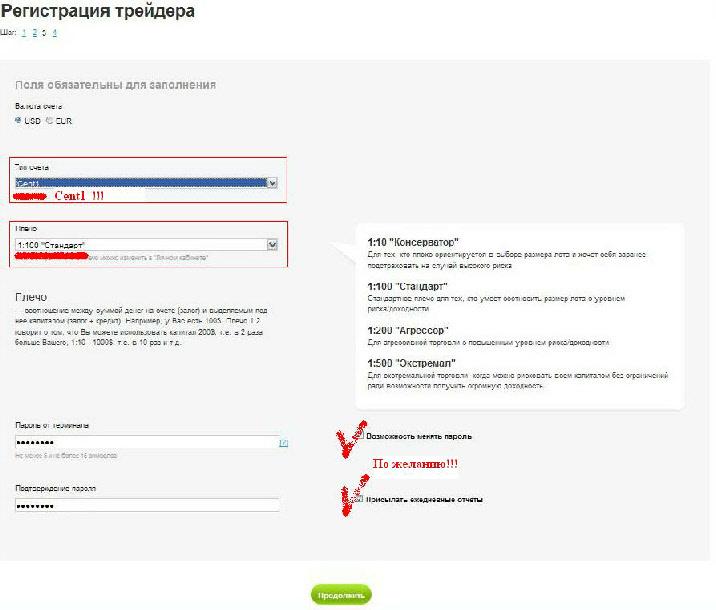 Forex инструкция